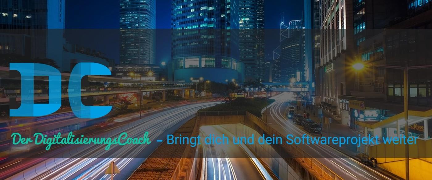 Der DigitalisierungsCoach - Bringt dich un dein Softwareprojekt weiter